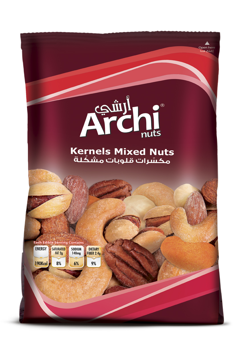 Kernels Mixed Nuts Image