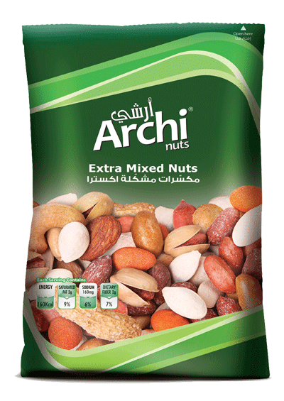 Extra Mixed Nuts Image