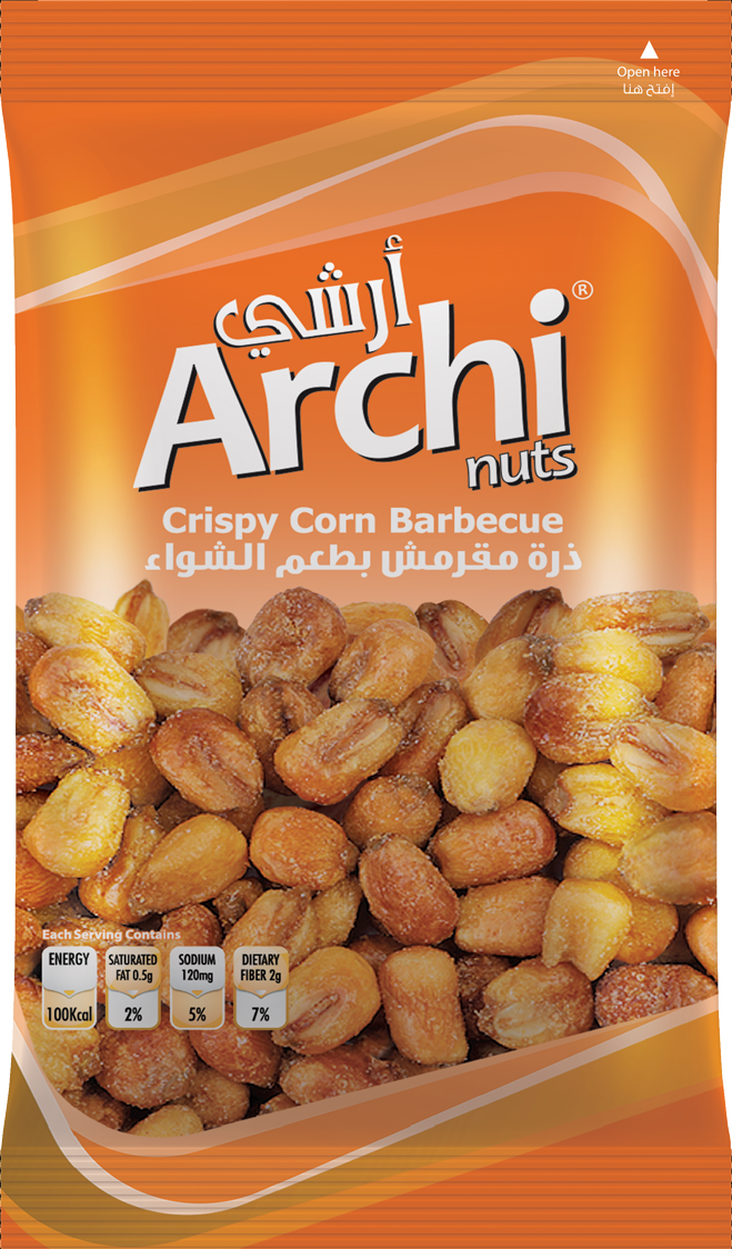 Crispy Corn Barbecue Image